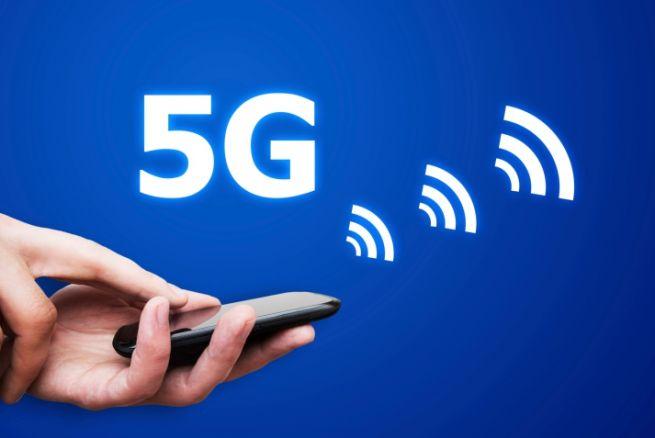 velocità reti 5G
