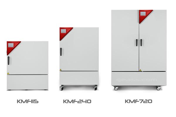 Camere climatiche Binder KMF
